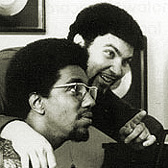 Barrett Strong (L), Norman Whitfield (R)