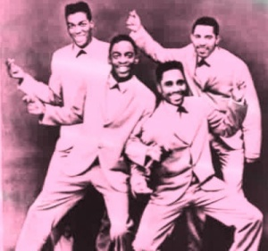Doo-wop group The Olympics