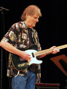 Guitarist Reggie Young, one of the 'Memphis Boys.'