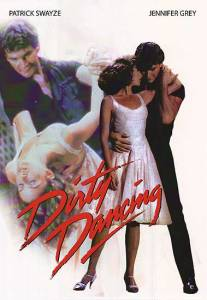 Poster for the 1987 movie Dirty Dancing.