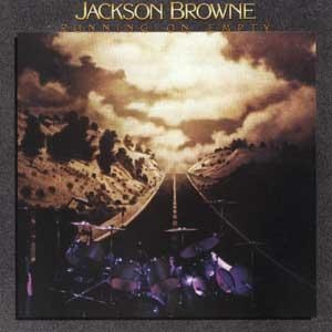 Cover of the Jackson Browne album Running On Empty.