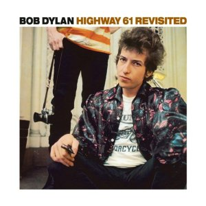 Cover of Highway 61 Revisited, Bob Dylan's August, 1965 album.