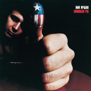 Cover of the 1972 United Artists album American Pie by Don McLean.