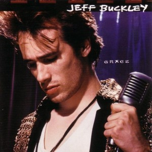 Cover of Jeff Buckley's album Grace (Columbia Records, 1994).