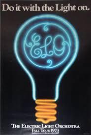 Original logo for Electric Light Orchestra, or ELO.