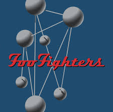 Cover of the 1997 Foo Fighters album, The Colour and the Shape.