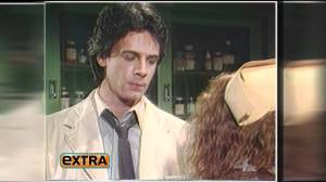 Rick Springfield as Dr. Noah Drake on the ABC soap General Hospital.