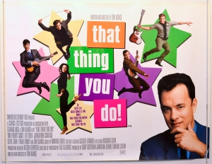 That Thing You Do : Cinema Quad Movie Poster